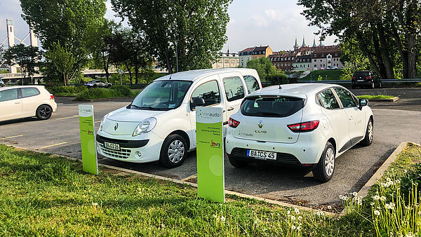 Carsharing in Bamberg